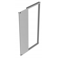 "Freestanding Enclosure Swing Out Frames for 19"" Rack Mounting"