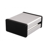 Extruded Aluminum Channel Mount Enclosure