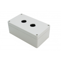 Type 4, 4X Polycarbonate Pushbutton Enclosure