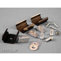 Vertical Outlet Strip Mounting Clip Kit