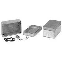 Type 4X Diecast Aluminum Enclosures
