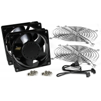 Audio/Visual Cabinet Fan Kits