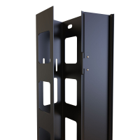 Vertical Cable Manager with Door