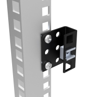 Square Hole Mounting Rail Adaptor