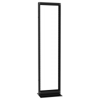 Heavy Duty Knockdown Steel 2-Post Rack