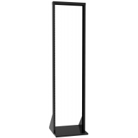 Welded Steel 2-Post Rack