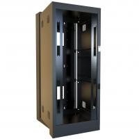 Swing-Out Sectional Floor/ Wall Mount Rack Cabinet
