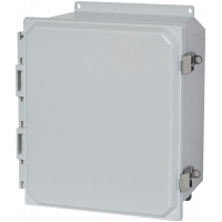 PCJ - Metal Latch Solid Cover