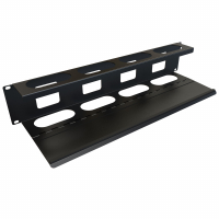 Horizontal Hinged Cable Manager