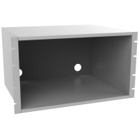 Two Post Mounting Storage Shelf