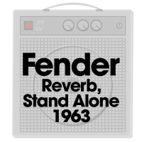 Fender Reverb, Stand Alone 1963*