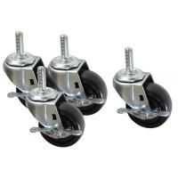 Rack and Cabinet Stem Casters
