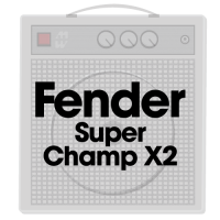 Fender Super Champ X2*
