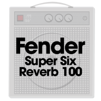 Fender Super Six Reverb 100*
