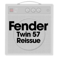 Fender Twin 57 Reissue*