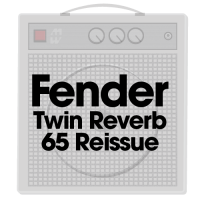 Fender Twin Reverb 65 Reissue*