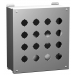 Type 4, 4X Stainless Steel Pushbutton Enclosures