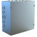 Type 1 Unpainted Galvanized Steel Junction Box