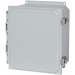 Type 4X Polycarbonate Junction Box (Solid and Clear Cover)