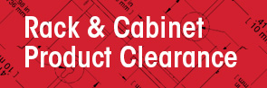 Rack & Cabinet Product Clearance