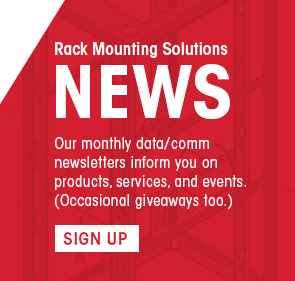 Subscribe to the Hammond Rack & Cabinet Newsletter