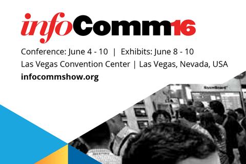 infocomm 16 conference details
