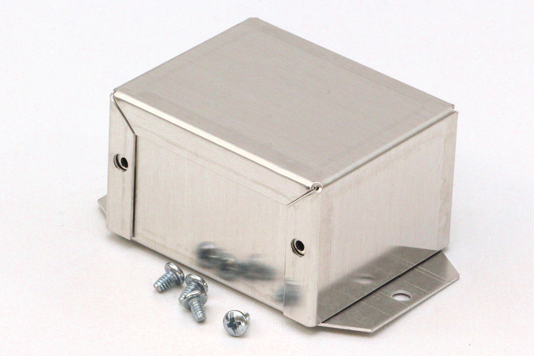 1411FBBU - 1411 Series Utility Enclosures with Flanged
