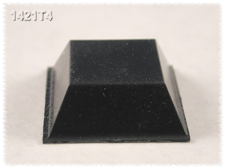 1421T4 - 1421-Series Protective Rubber Feet