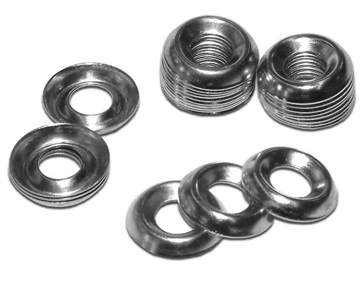10 32 Countersunk Rack Screw With Steel Cup Washer 1421