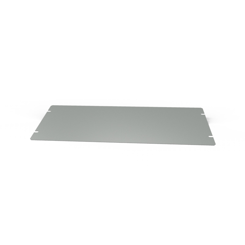 1431-18 - 1441 Series Chassis Grey Bottom Panel