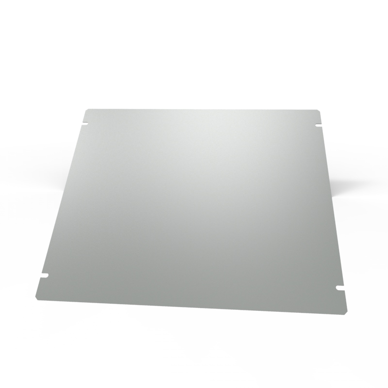 1431-29 - 1441 Series Enclosures Grey Bottom Panel