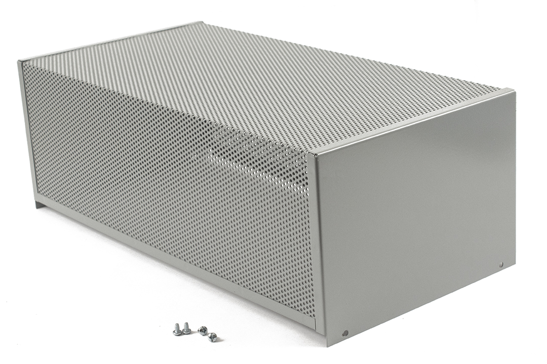 1451-16 - 1441 Series Enclosures Grey Chassis Cover
