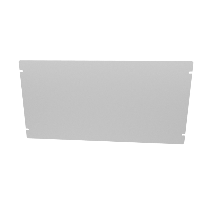 1434-26 - 1444 Series Enclosures Grey Bottom Panel