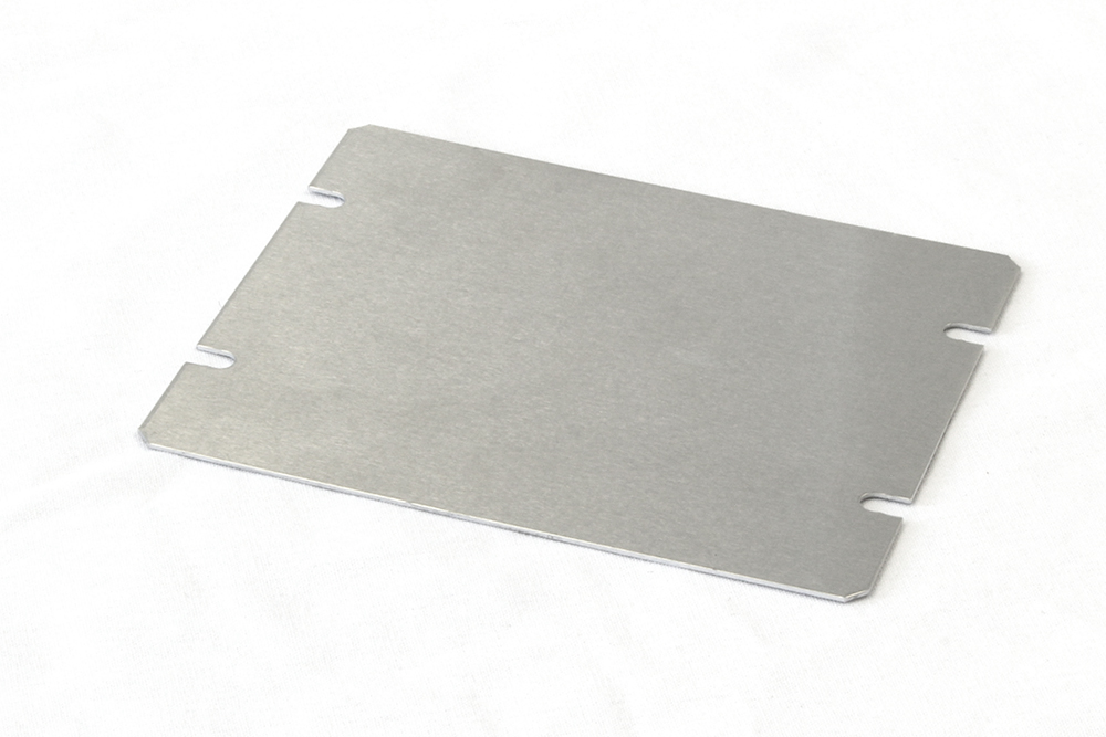 1434-54 - 1444 Series Enclosures Grey Bottom Panel