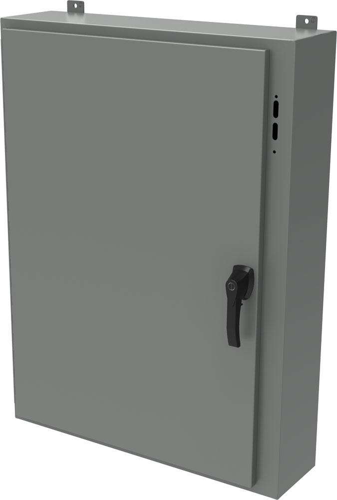 Type 4 Mild Steel Wallmount Disconnect Enclosure 1447s Hk