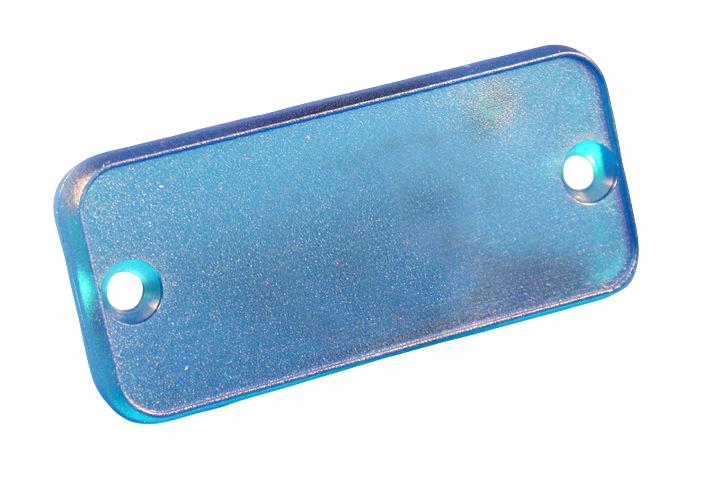 Plate Pack 10 1455CALBU-10 End Aluminium 1455CALBU-10 Blue 1455C801 /& 1455C1201 Extruded Aluminum Instrument Enclosures