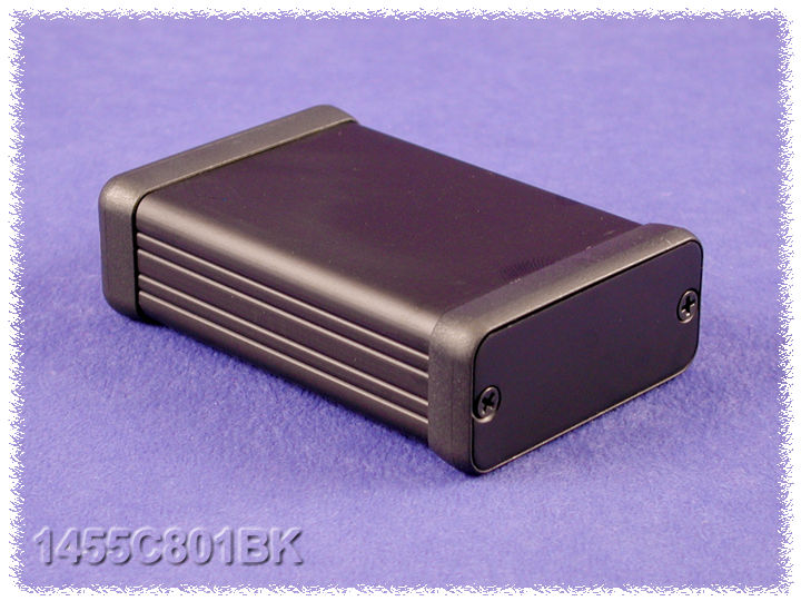 1455C801BK - 1455 Series Enclosures