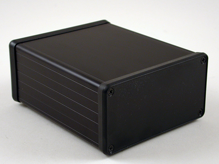 1455N1202BK - 1455 Series Enclosures