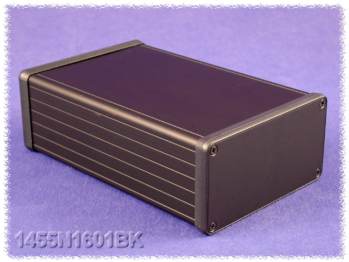 1455N1601BK - 1455 Series Enclosures