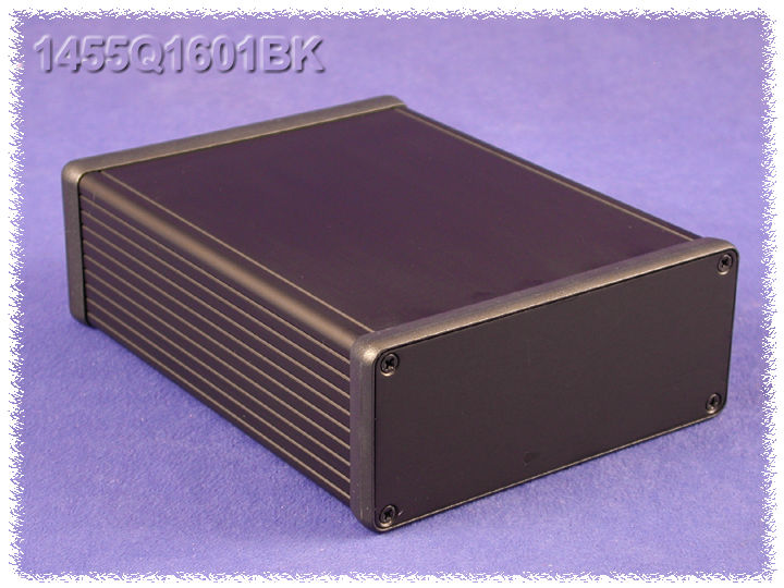 1455Q1601BK - 1455 Series Enclosures