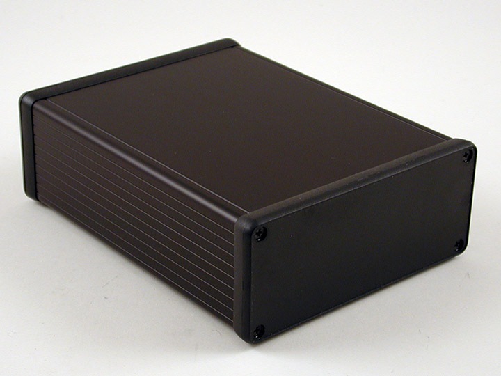 1455Q1602BK - 1455 Series Enclosures