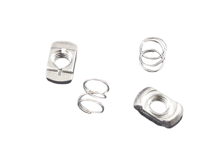 1455TSNUT - 1455NC Series Enclosures T-Nut with Spring