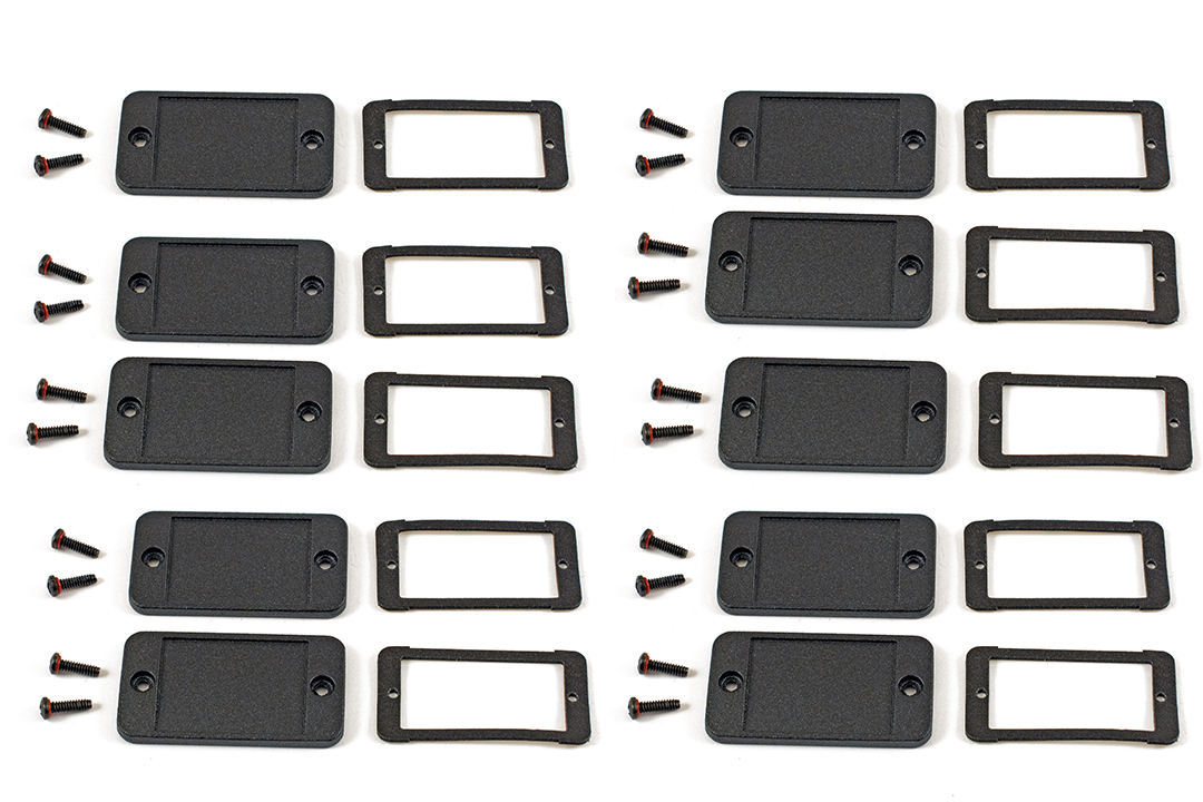 1457CWP-10 - 1457 Series End Plates