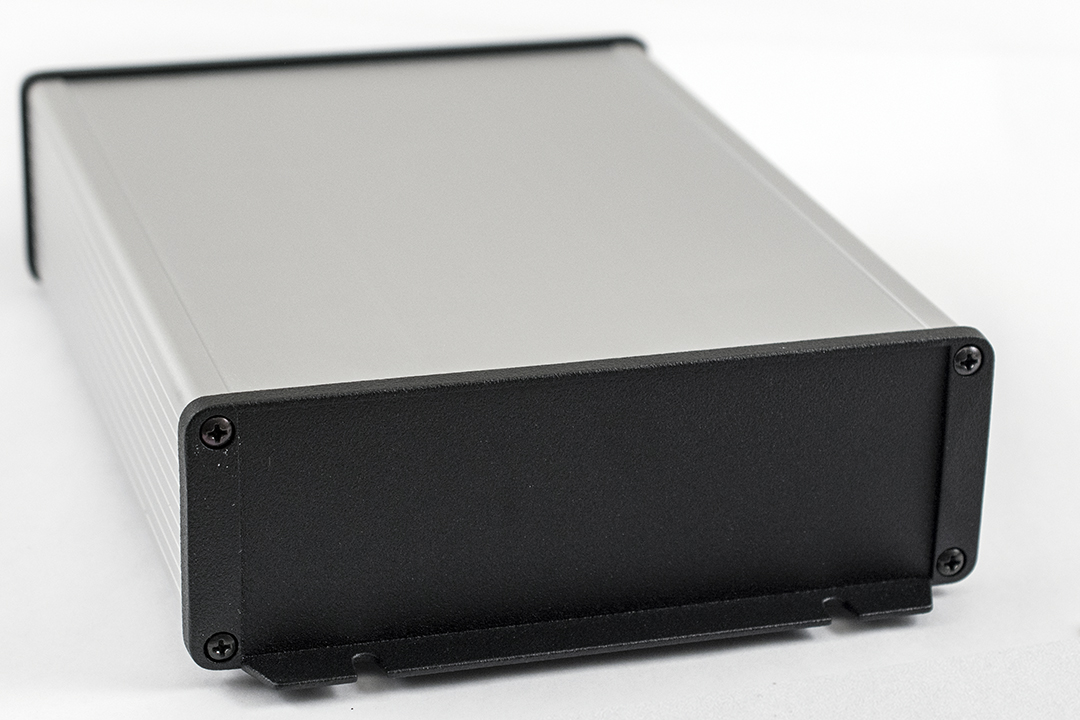 1457T2202 - 1457 Series (IP65) Watertight Extruded Aluminium Enclosures