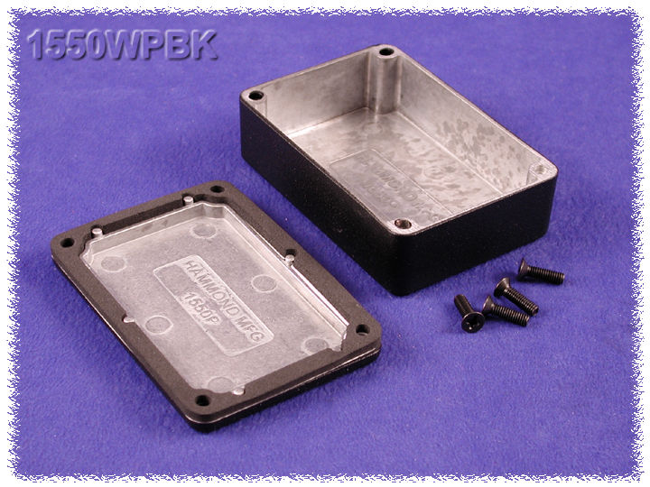 1550WPBK - 1550 Series Enclosures
