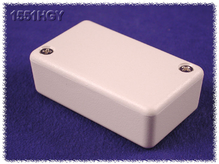 1551HGY - 1551 Series Enclosures
