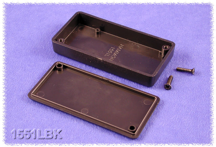 1551LBK - 1551 Series Enclosures