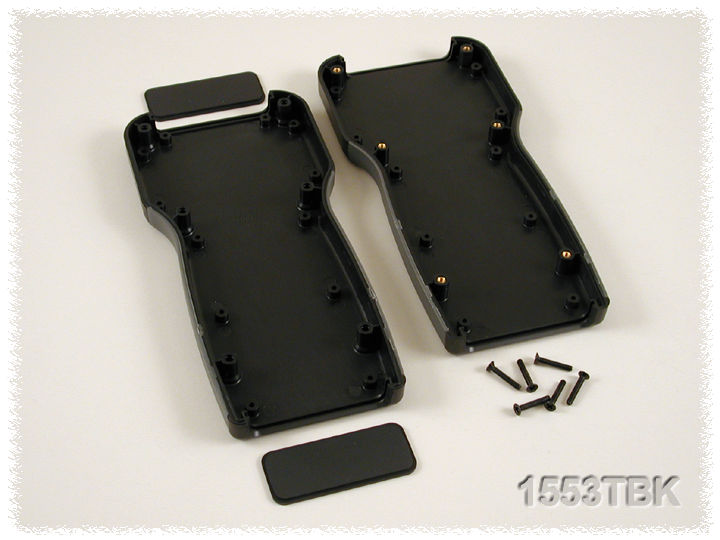 1553TBK - 1553T Series Hand-Hand T Soft Side Enclosures