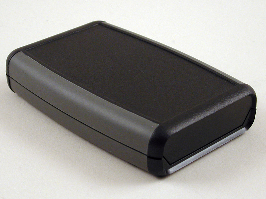 1553WBBK - 1553W Series (IP65) Water-Tight Hand-Held Enclosures with Soft Sides