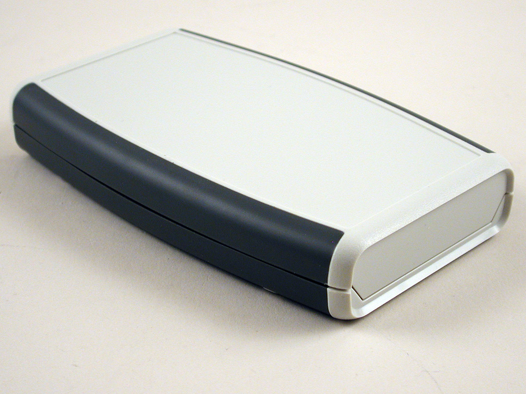 1553WDGY - 1553W Series (IP65) Water-Tight Hand-Held Enclosures with Soft Sides